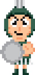 8-bit Sparty
